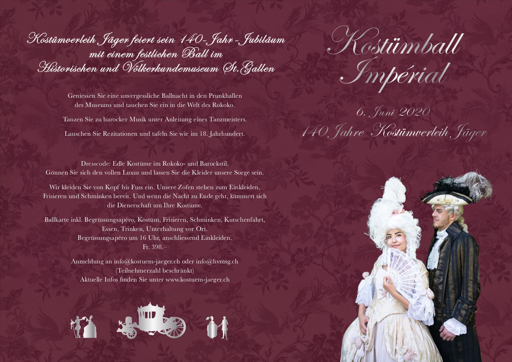 Einladung_Kostuemball_Imperial_StGallen_Schweiz_KostuemverleihJaeger