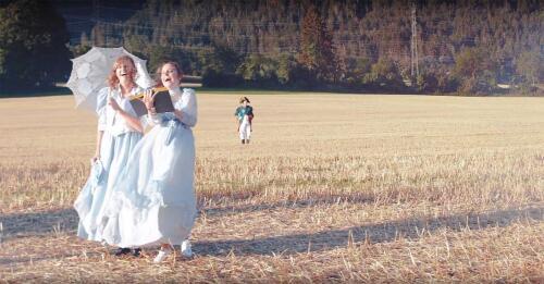 Musikvideo Sandro Dietrich –Hakuna Matata mit Kostümen von Kostümverleih Jäger in St. Gallen